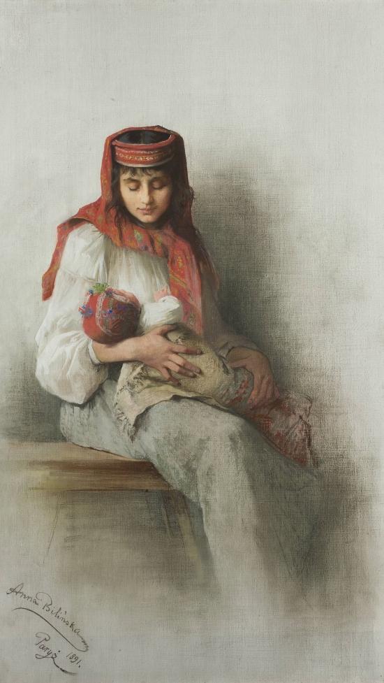 27_bilinska_wiesniaczka_z_dzieckiem_1891_mnw